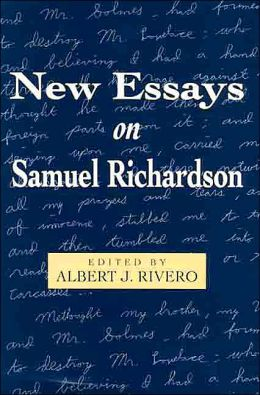 New Essays on Samuel Richardson