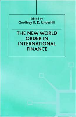 New World Order In International Finance