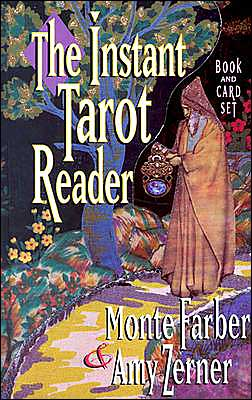Instant Tarot Reader: Book and Card Set