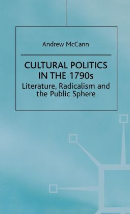 Cultural Politics In The 1790s