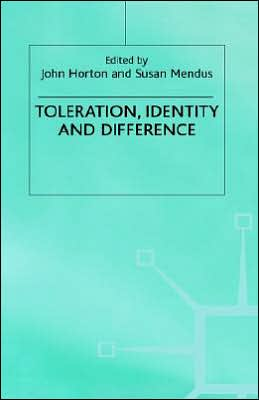 Toleration Identity And Difference