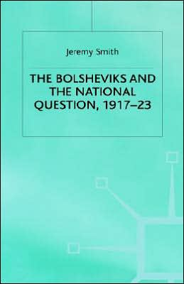 Bolsheviks And The National Question
