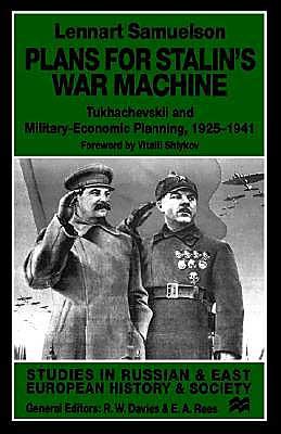 Plans For Stalin's War Machine