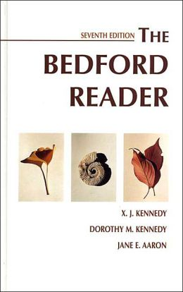The Bedford Reader: High School Reprint