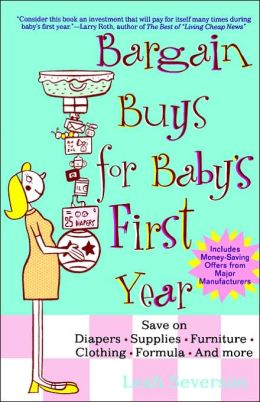 Bargain Buys for Baby's First Year