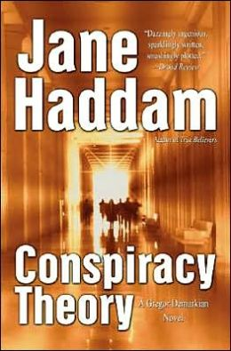 Conspiracy Theory (Gregor Demarkian Series #19)