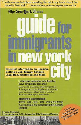 New York Times Guide for Immigrants to New York City
