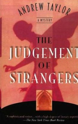 The Judgement of Strangers (Roth Trilogy #2)