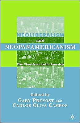 Neoliberalism And Neopanamericanism
