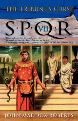 SPQR VII: The Tribune's Curse