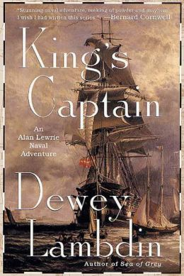 The King's Captain (Alan Lewrie Naval Series #9)