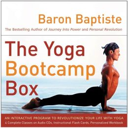 Yoga Bootcamp Box: An Interactive Program to Revolutionize Your Life with Yoga