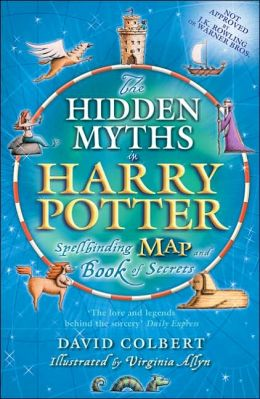 Hidden Myths in Harry Potter: Spellbinding Map and Book of Secrets