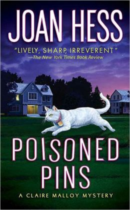 Poisoned Pins (Claire Malloy Series #8)
