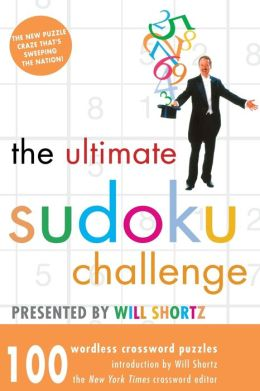 Ultimate Sudoku Challenge: 100 Wordless Crossword Puzzles