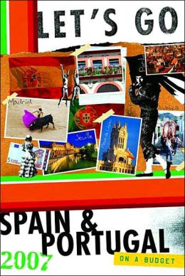 Let's Go Spain & Portugal 2007