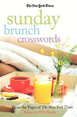 New York Times Sunday Brunch Crosswords
