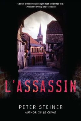 L'Assassin (Louis Morgon Series #2)
