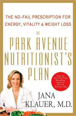 Park Avenue Nutritionists Plan