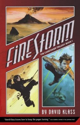 Firestorm (Caretaker Trilogy #1)
