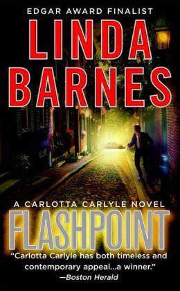 Flashpoint (Carlotta Carlyle Series #8)