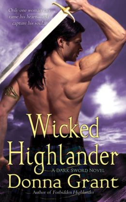 Wicked Highlander (Dark Sword Series #3)