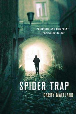 Spider Trap (Brock and Kolla Series #9)
