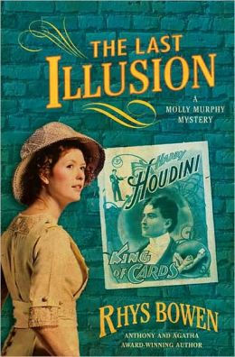 The Last Illusion (Molly Murphy Series #9)