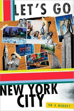 Let's Go New York City 17th Edition