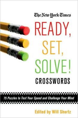 New York Times Ready, Set, Solve! Crosswords