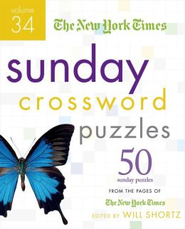 Sunday Crossword Puzzles: 50 Sunday Puzzles from the Pages of the New York Times