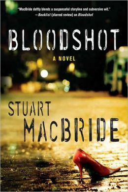 Bloodshot (Logan McRae Series #3)