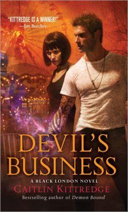 Devil's Business (Black London Series #4)