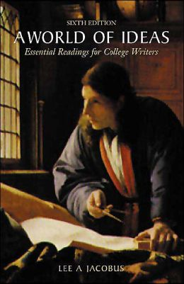 a world of ideas lee jacobus A world of ideas has 302 ratings and 19 reviews lisa said: if you are an english prof, this is a great book for your classes if you are teaching an in.