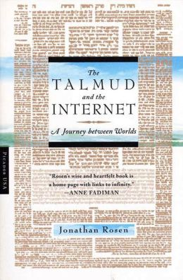 Talmud and the Internet: A Journey between Worlds