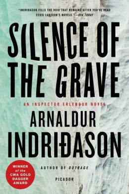 Silence of the Grave (Reykjavik Thriller Series #2)