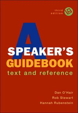 Speaker's Guidebook: Text and Reference