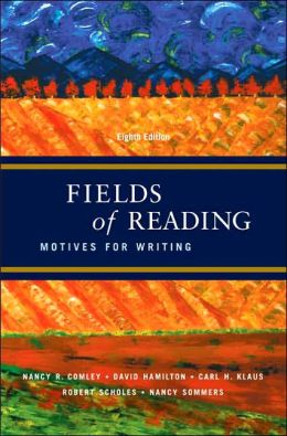 Fields of Readings: Motives for Writing