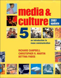 Media and Culture with 2007 Update