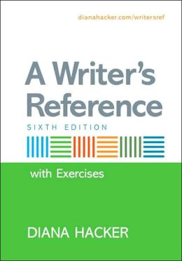 Writer's Reference with Integrated Exercises