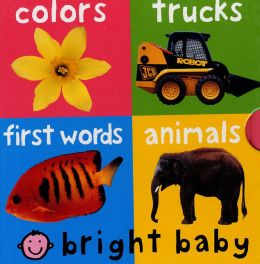 Bright Baby: 4 Copy Slipcase