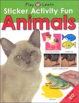 Animals (Sticker Activity Fun Series)