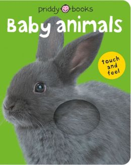 Baby Animals (Bright Baby Touch and Feel Series)