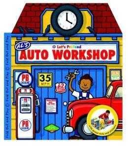 Let's Pretend Al's Auto Workshop