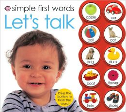 Let's Talk (Simple First Words Series)