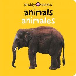 Bilingual Bright Baby Animals: Bilingual Bright Baby Animals