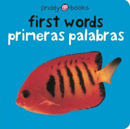 Bilingual Bright Baby Words: Bilingual Bright Baby Words