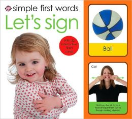 Let's Sign (Simple First Words Series)
