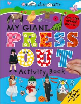 My Giant Press-Out