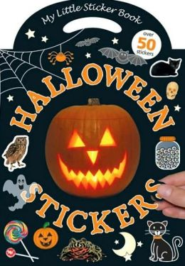 My Little Sticker Book Halloween